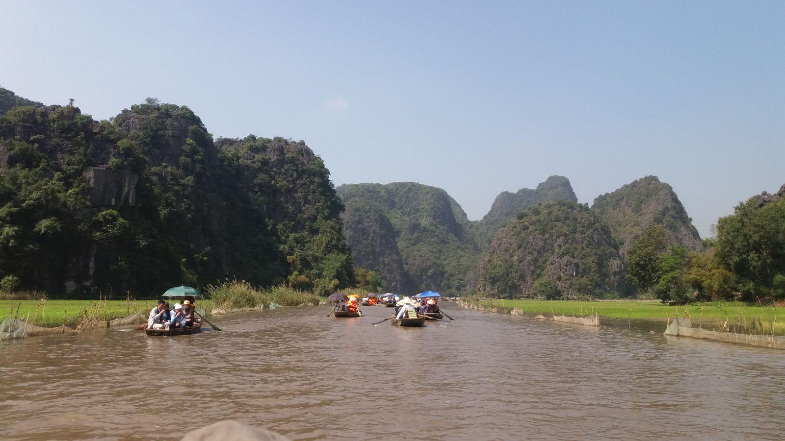 Ninh Binh tour to Van Long